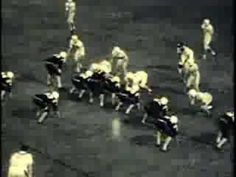 Sonora Broncos vs Mason Punchers 1965