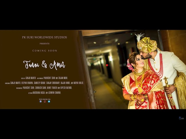Coming soon | Tanvi & Amit