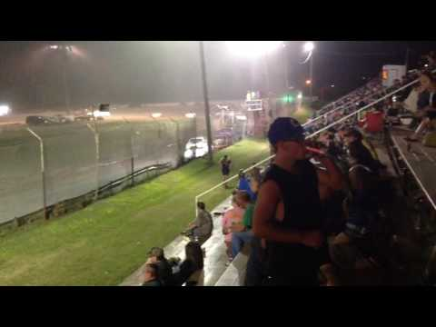 Factory Stock Feature Superbowl Speedway 9-17-16