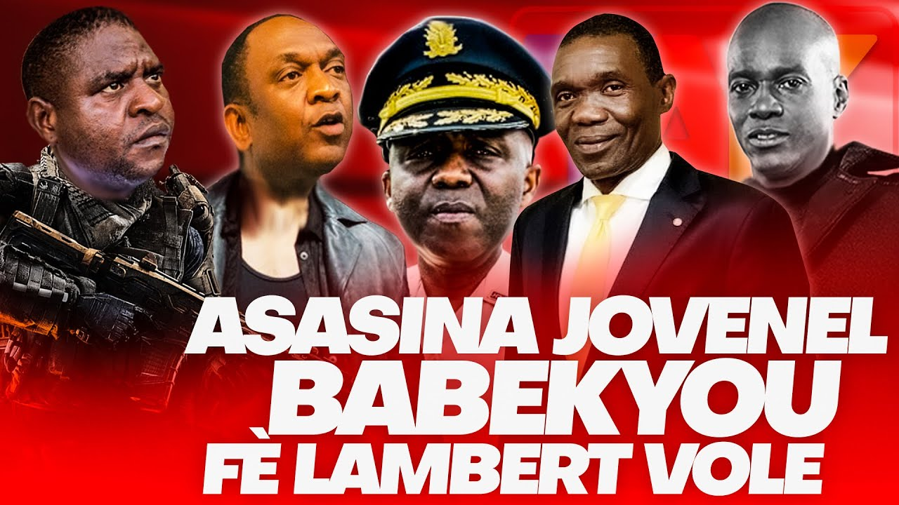 Asasina Jovenel Moise Senate Youry temwanye - Anpil katouch tire men video / Fouco