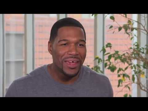 The Michael Strahan Man Cave FULL EPISODE #1106