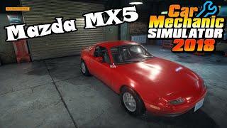 Mazda MX-5 Miata 2013.Прохождение игры часть №6.