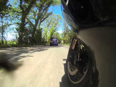 Isle of Man TT 2013 What Police car..??..