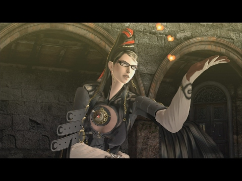 Bayonetta on PC Official Launch Trailer