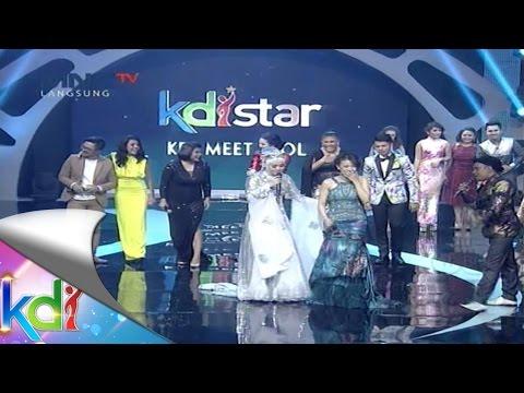 "Iyeth Bustami - Regina - Winda Idol "" Laksana Raja Dilaut "" KDI Meet Idol (7/8)"