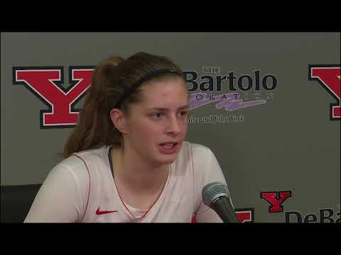G Chelsea Olson Weekly Basketball Press Conference | January 22, 2018