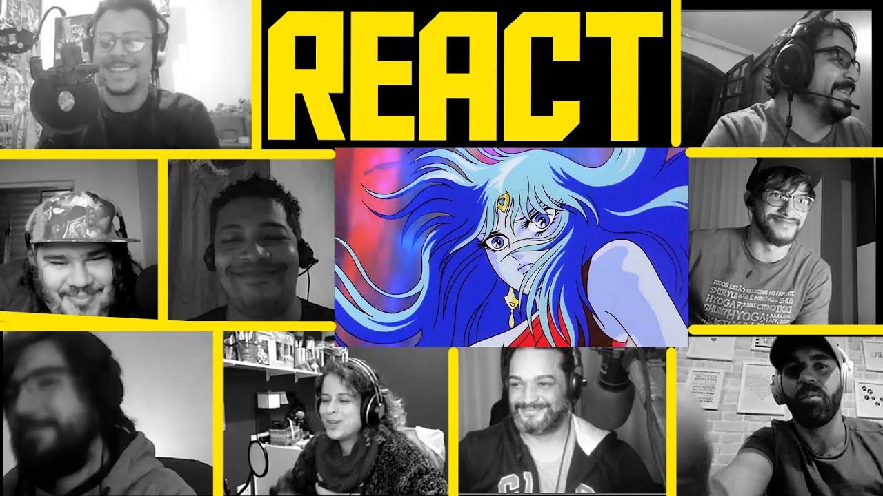 React | VaiSeiya! Filme 1 - Seiya, o guerreiro não tão santo
