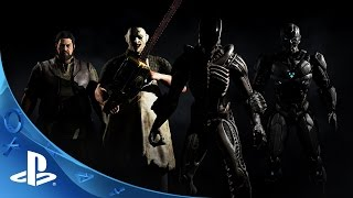 Mortal Kombat X - Kombat Pack 2 Trailer | PS4