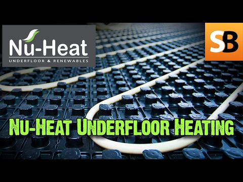 Nu-Heat Underfloor Heating System Installation