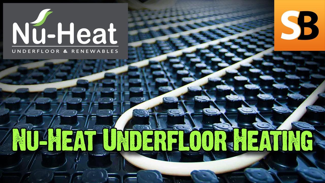 nu heat underfloor heating system installation [ 1280 x 720 Pixel ]