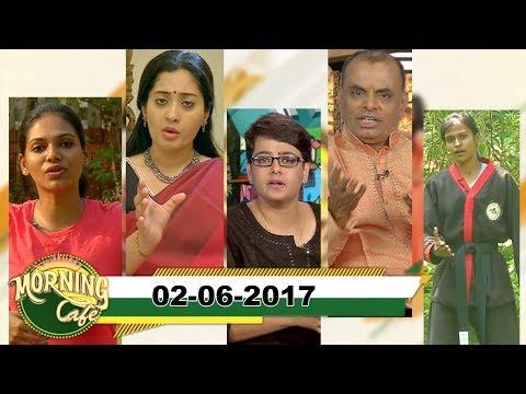 Morning Cafe - Breakfast Show For Women   02/06/2017   PUTHUYUGAM TV