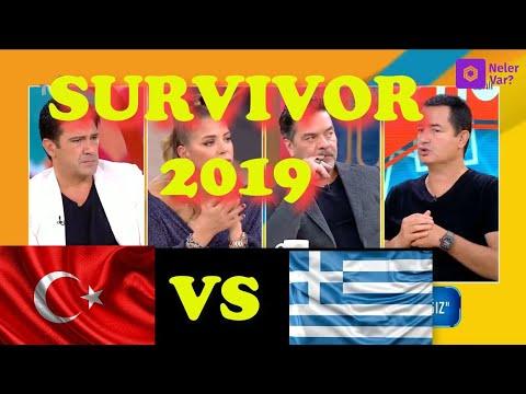 İşte Survivor 2019'un Yeni Konsepti Acun...