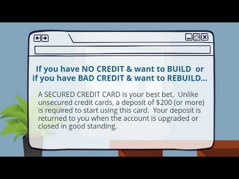 Choosing the Right Credit Card