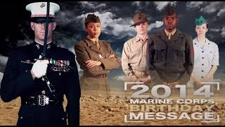 2014 Marine Corps Birthday Message