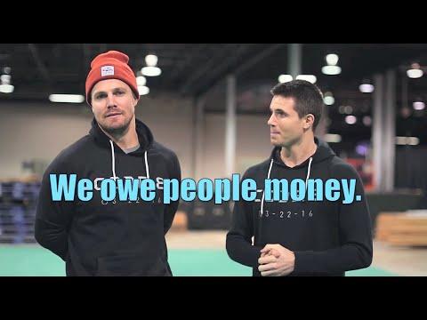 Stephen & Robbie | HI MR. AMELL (Humor) (Part 2)