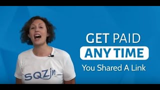 SQZin Review Demo - How To Add CTA Overlay in SQZin