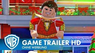 LEGO DC Super-Villains – Shazam! Trailer Deutsch HD German (2019)