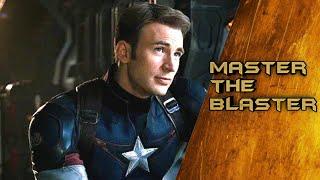 Master the blaster || theme | captain america version...