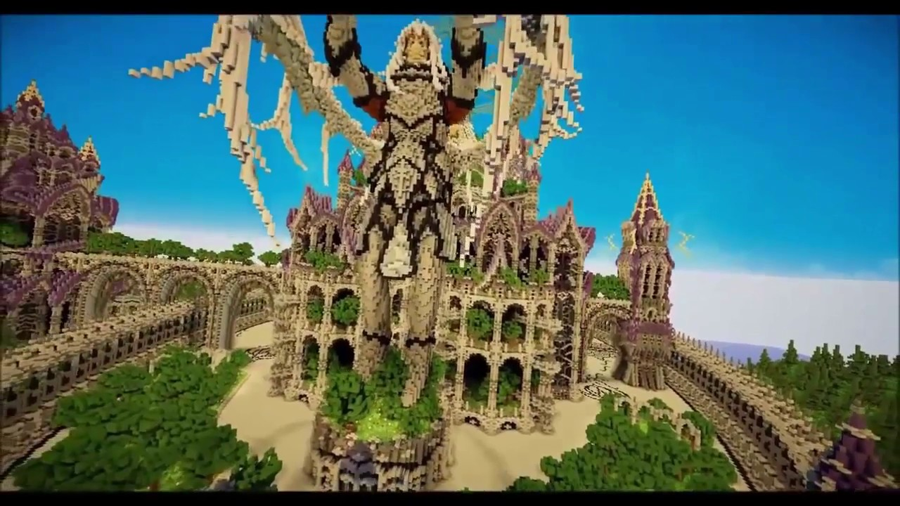 Best Minecraft Creations Of All Time 2017 (Full HD)