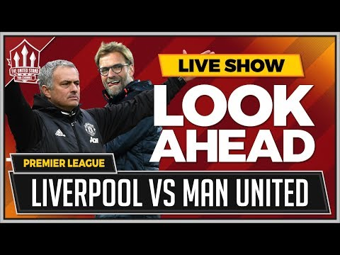 Liverpool vs Manchester United Tactics Preview | Jose Mourinho vs Jurgen Klopp