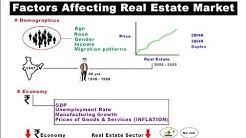 Factors Affecting Real Estate Market   Macroeconomics