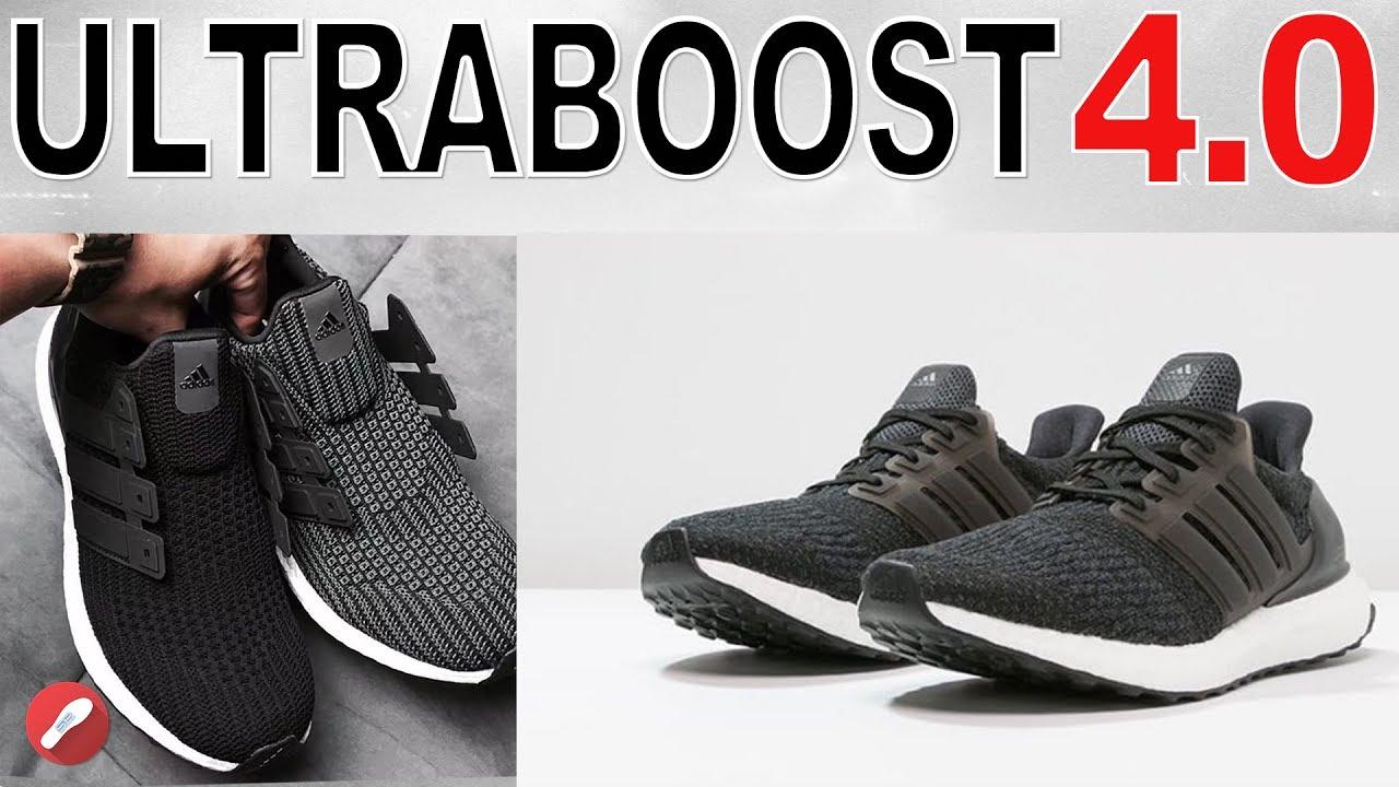 new style 52a31 0e631 Adidas Ultra Boost 4.0 Announced!