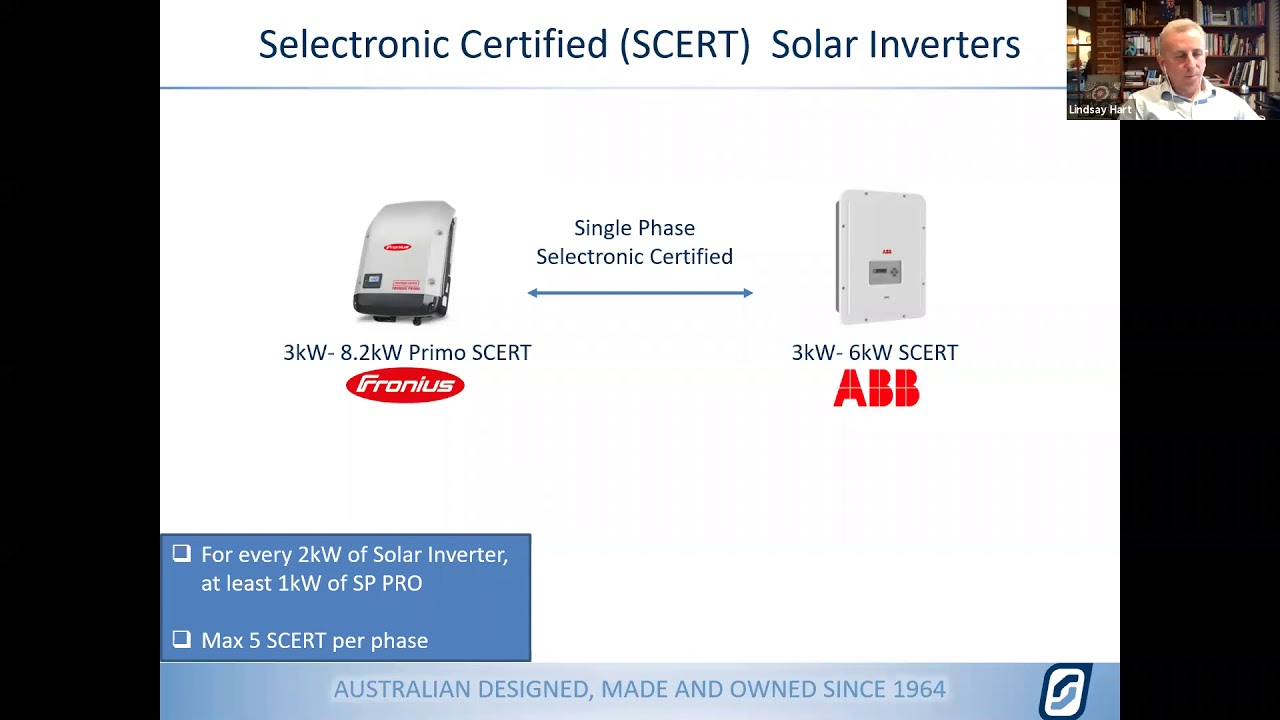 introduction to selectronic webinar recording 18 june 2020 youtube youtube