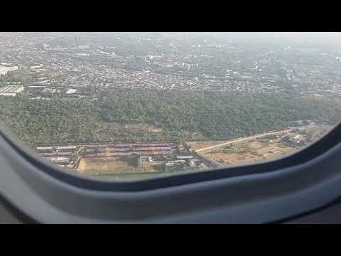 Paris - Tashkent, Landing in Tashkent 05.08.2017, HY252, Uzbekistan Airways Boeing 767