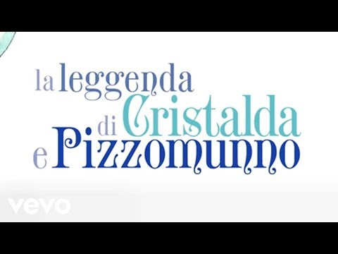 Max Gazzé - La Leggenda Di Cristalda E Pizzomunno (Lyric Video / Sanremo 2018)