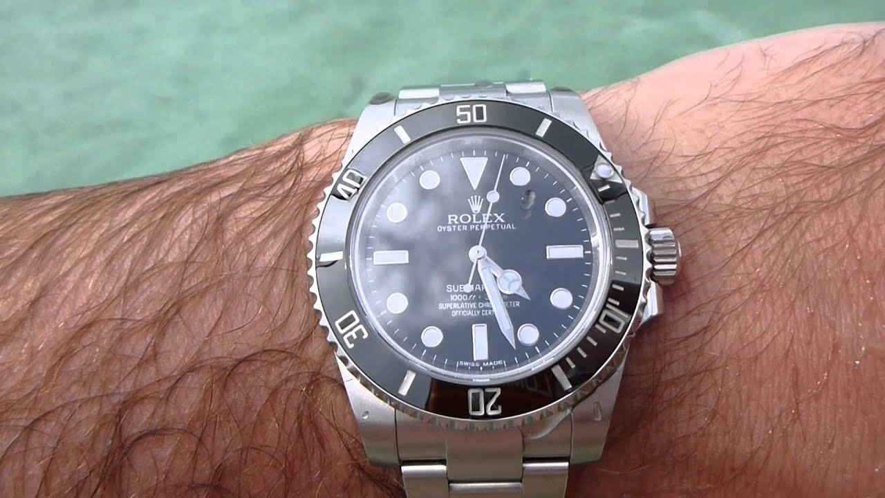 Dating rolex submariner