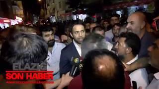 Elazığ'da Suriyeliler ile Vatandaşlar Arasında Kavga Çıktı