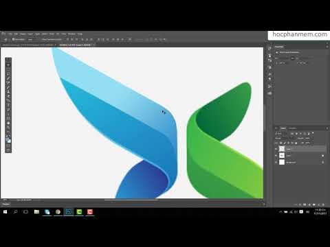 Hướng dẫn vẽ logo trong Photoshop