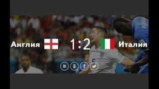 Англия Италия 1:2. Чемпионат Мира по футболу 2014 (обзор матча)