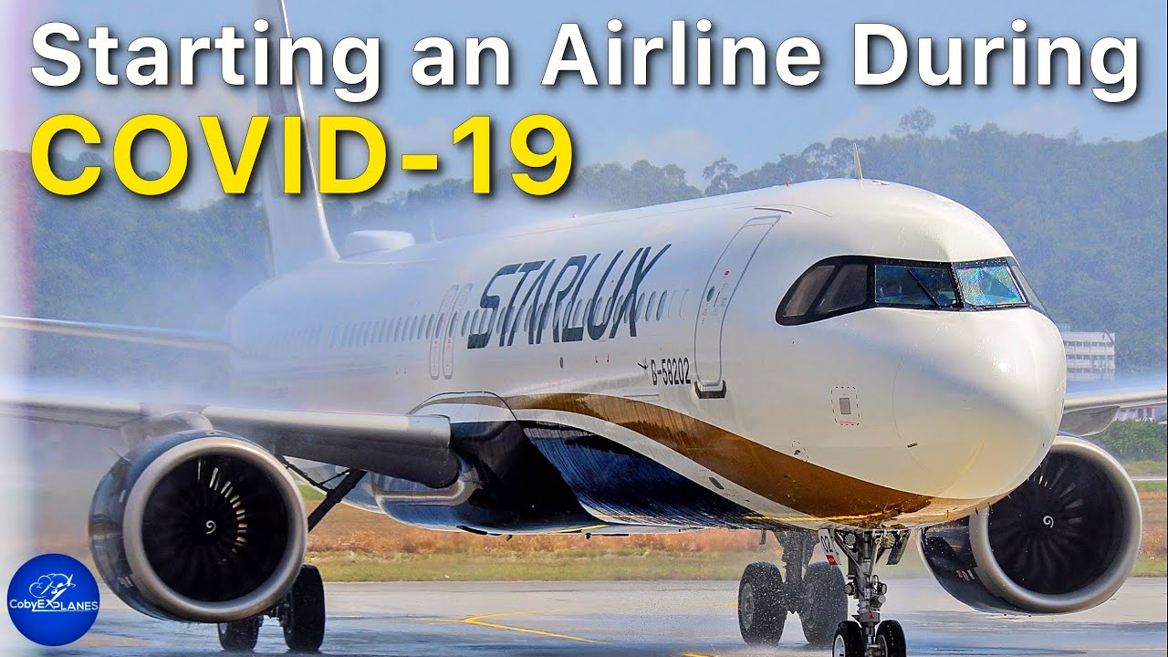 How to Start an Airline During COVID-19
