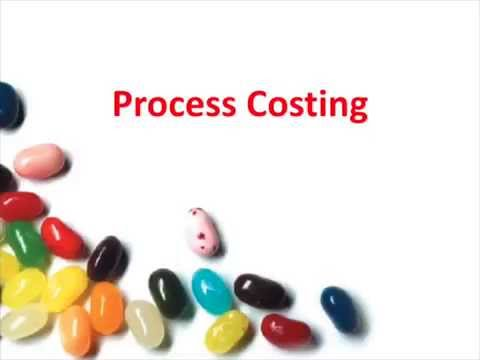 process costing Process costing is a method for determining how much it will cost to do a certain  production task it's commonly used by companies.