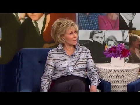 Jane Fonda Snaps at Megyn Kelly for Plastic Surgery Questions  Watch!