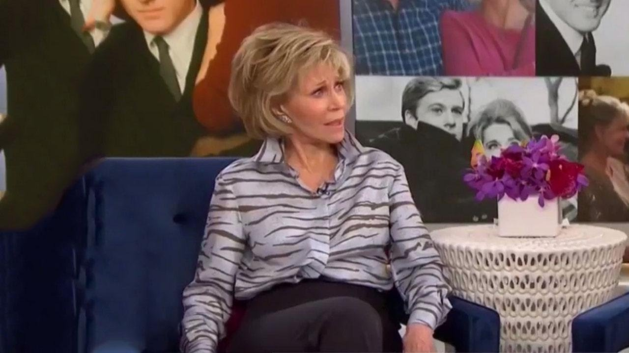 Jane Fonda Snaps At Megyn Kelly For Plastic Surgery Questions