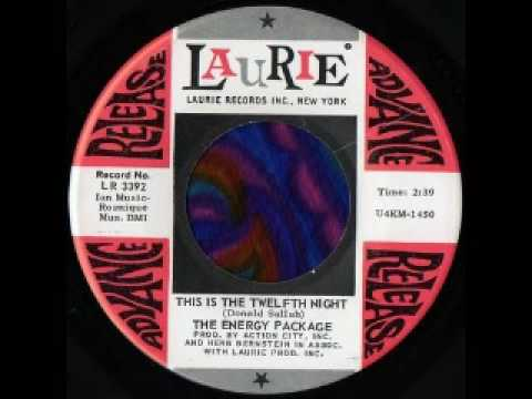 The Energy Package - This Is The Twelfth Night