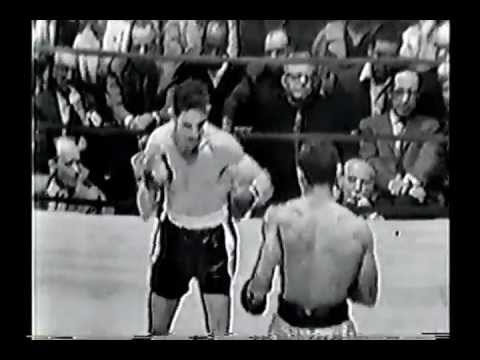 Florentino Fernandez vs Jose Gonzalez