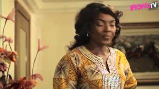 (Finding Mercy)Chioma Chukwuka Nags Husband Over Valentine - Nigerian Movie