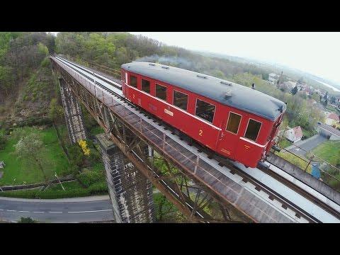 Ukázka z TV dokumentu Krušnohorská železniční dráha Most - Moldava