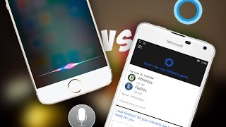 SIRI vs CORTANA - Comparativa definitiva en español 2016