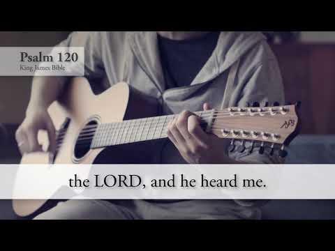 Psalm 120 – King James Bible