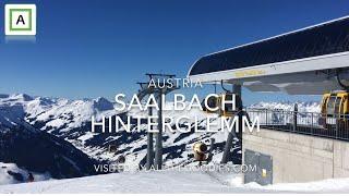 Ski Austria - Saalbach-Hinterglemm ski destination, Austria | allthegoodies.com
