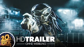 PREDATOR - UPGRADE | Offizieller Trailer 2 | Deutsch HD German (2018)