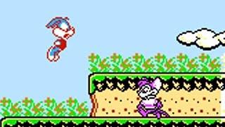 Tiny Toon Adventures (NES) Playthrough (No Death)