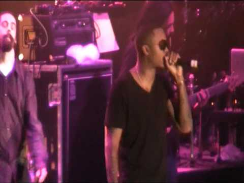 Nas & Damian Marley-Friends live@Milan