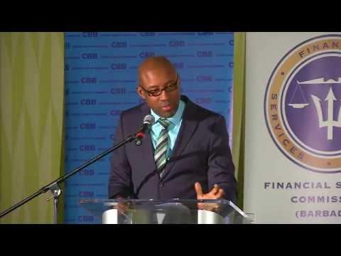 DFI Conference - Allan Wright, Central Bank Of Barbados