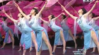 第六届CCTV舞蹈大赛颁奖晚会《小城雨巷》
