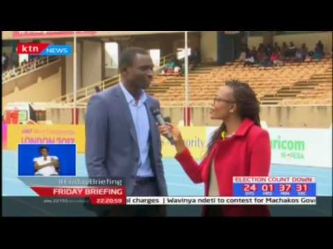 David Rudisha: I was not able to make it to the junior team the first time